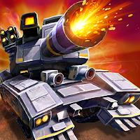 بازی دفاعی هشدار نبرد:جنگ تانک ها آیکون