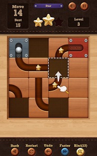 Roll the Ball: slide puzzle v1.7.38