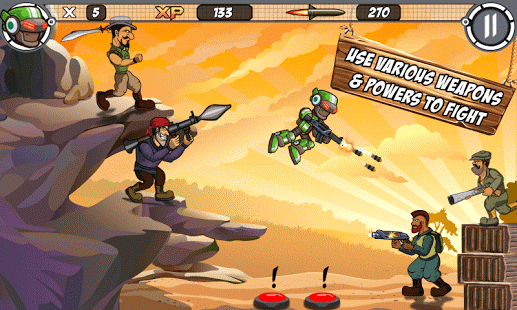 Alpha Guns – Metal Soldiers v1.3