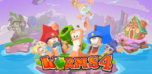 Worms 4 v1.0.432182 build 44 + data