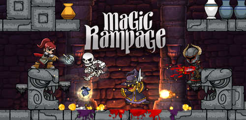 Magic Rampage v3.6.2 + data