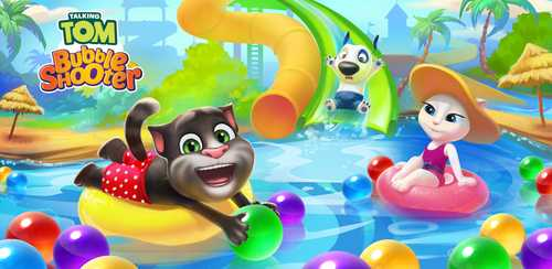 Talking Tom Bubble Shooter v1.4.2.126