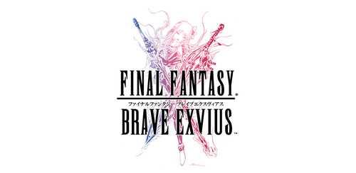 FINAL FANTASY BRAVE EXVIUS v2.4.4