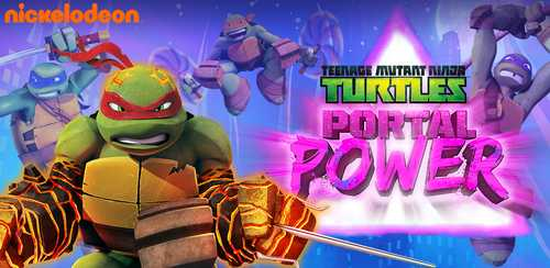 TMNT Portal Power v1.3.4 + data