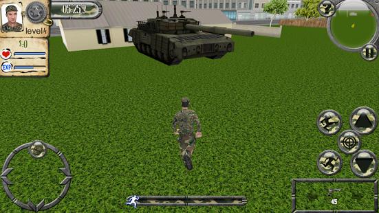 Army Car Driver v1.2 + data