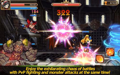 Chaos Battle Hero v1.012