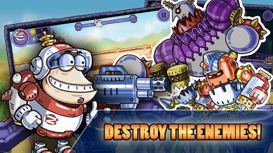 City War: Robot Battle v1.0.1