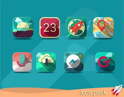 Destiny marshmallow Icon Pack v1.0.5.16
