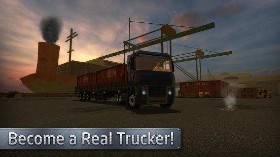 Euro Truck Driver v2.3.0 + data