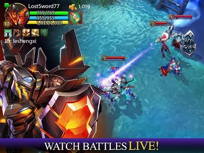 Heroes of Order Chaos v3.3.0j + data