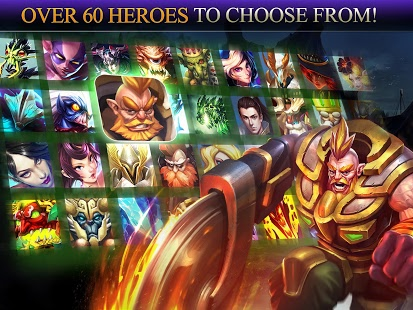 Heroes of Order Chaos v3.3.0j + data