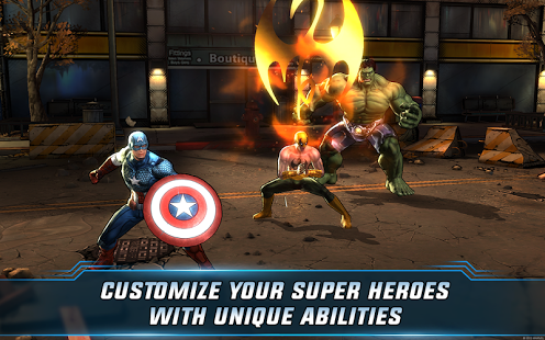Marvel: Avengers Alliance 2 v1.1.1