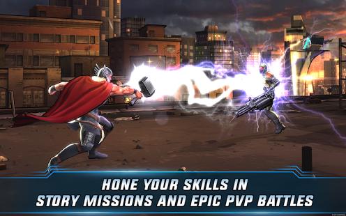 Marvel: Avengers Alliance 2 v1.1.1
