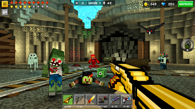 Pixel Gun 3D (Pocket Edition) v13.5.3 + data