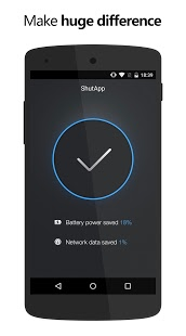ShutApp – Real Battery Saver v2.73