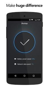 ShutApp – Real Battery Saver v2.73