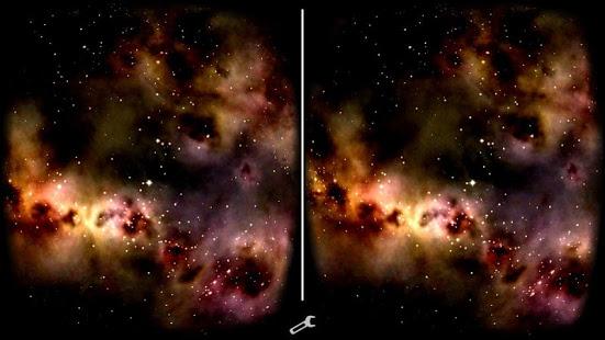 Space! Stars & Clouds 3D XL v1.2
