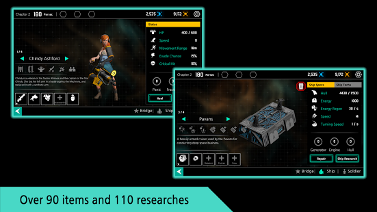 Star Chindy: SciFi Roguelike v2.4.1 + data