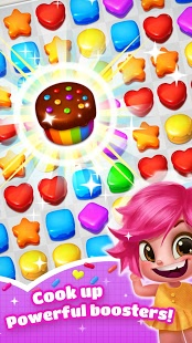 Sweet Cookie Blast v1.21