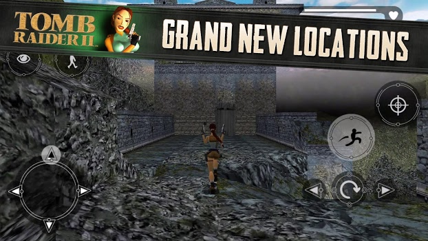 Tomb Raider II v1.0.50RC