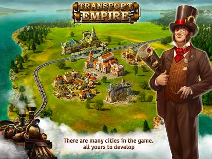 Transport Empire: Steam Tycoon v2.1.32