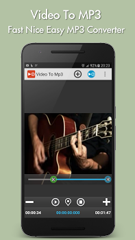 Video to mp3 v4.2