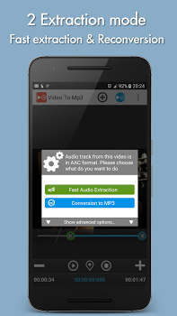 Video to mp3 v2.1