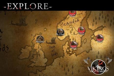 Vikings Fury of the Northmen v1.5