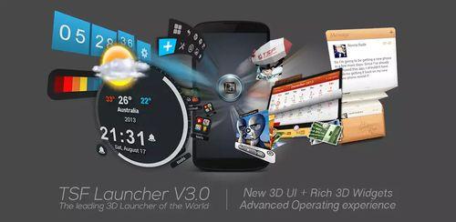 TSF Shell 3D Launcher v3.8.9 Prime