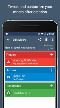 MacroDroid – Device Automation v3.16.11