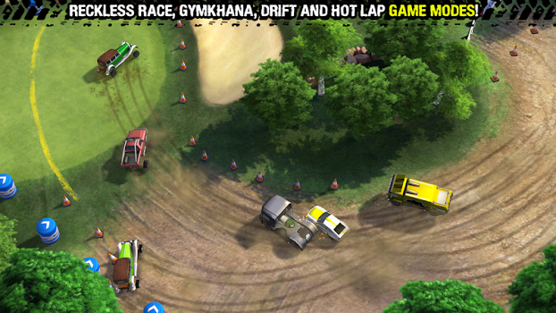 Reckless Racing 3 v1.2.1 + data