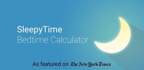 SleepyTime: Bedtime Calculator PLUS v2.4.8