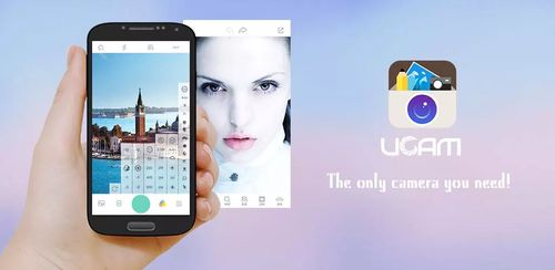 UCam-for Sweet selfie camera v6.1.9.100920