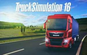 تصویر محیط Truck Simulation 16 v1.2.0.7018 + data