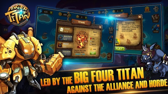 Age Of Titans: War v1.4.0