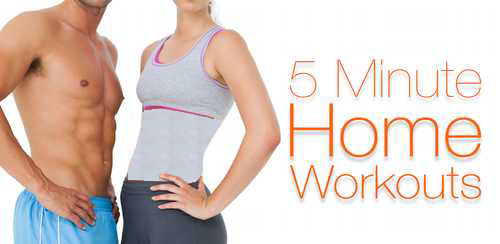 5 Minute Home Workouts v1.0.13