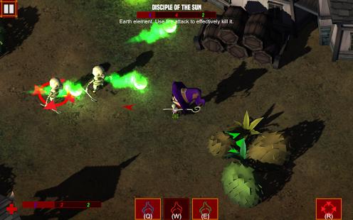 Fantasy Mage – Defeat the evil v1.0