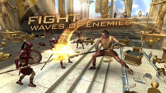 Gods Of Egypt Secrets Of The Lost Kingdom v1.1 + data