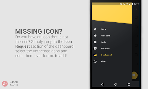 Impulse Icon Pack v1.0.3