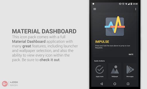Impulse Icon Pack v1.0.3