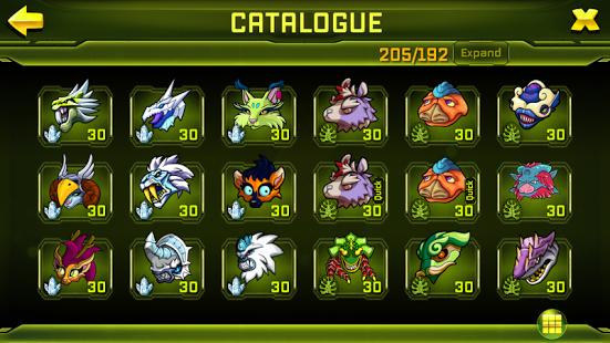 Invizimals: Battle Hunters v1.1