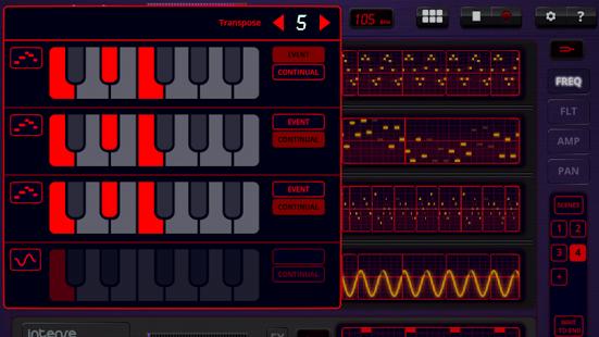 Oscilab Pro – Groovebox & MIDI v1.5.7 + data