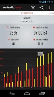 Runtastic Squats Workout PRO v1.9.2