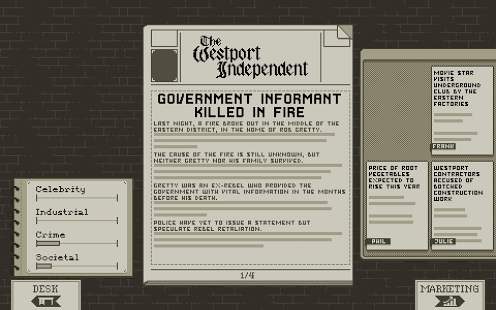 The Westport Independent v1.0.1