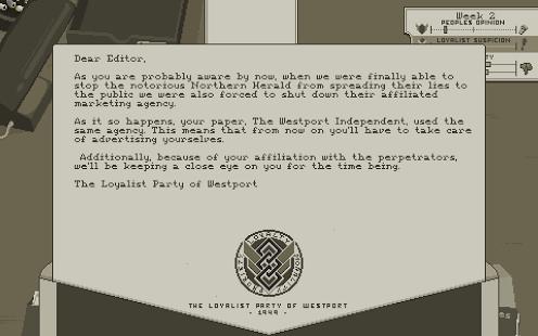 The Westport Independent v1.0.1