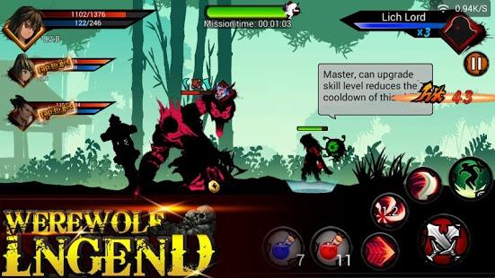 Werewolf Legend v1.8