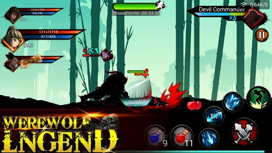 Werewolf Legend v1.8