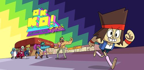 OK K.O.! Lakewood Plaza Turbo v1.3.1 + data