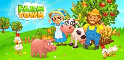 Farm Town: Happy farming Day & top farm game City v2.22