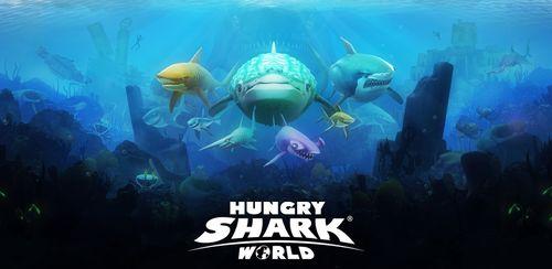 Hungry Shark World v2.4.10 + data